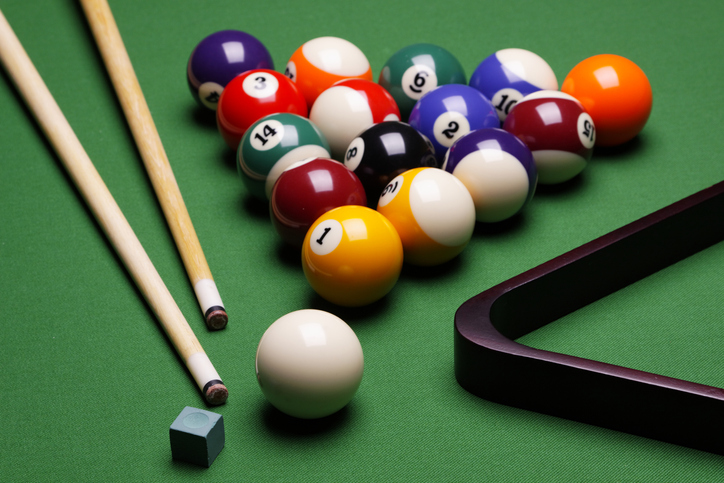 FINDING THE PERFECT SIZE POOL TABLE FOR THE DIMENSIONS OF YOUR ROOM